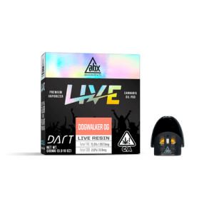 AbsoluteXtracts Live Vape Pods